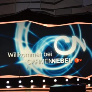 """Carmen Nebel - """"Willkommen bei Carmen Nebel - Die Show der Legenden"""""""