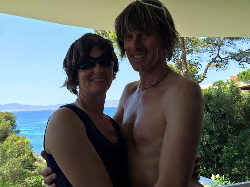 Mickie Krause zeigt seine Ehefrau