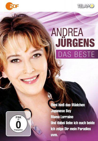 """""""Das Beste"""" von Andrea Jürgens"""