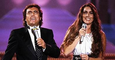 Al Bano und Romina Power zu Gast bei Heiligabend mit Carmen Nebel