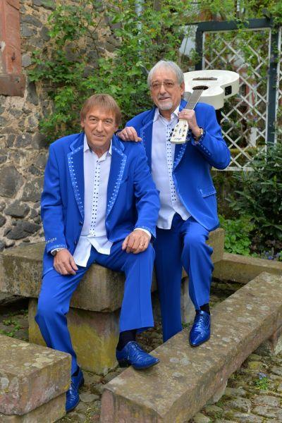 """Die Amigos mit ihrem neuen Album: """"Santiago Blue"""""""