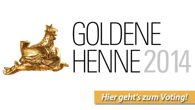 Wählt hier den Gewinner der SUPERhenne 2014