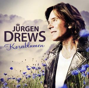 """Jürgen Drews – Neues Album """"KORNBLUMEN"""""""