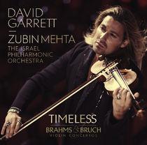 """David Garrett – neues Klassikalbum """"TIMELESS – Brahms & Bruch Violin Concertos"""""""