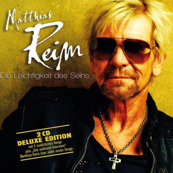 """Neues Album von Matthias Reim """"Die Leichtigkeit des Seins"""""""