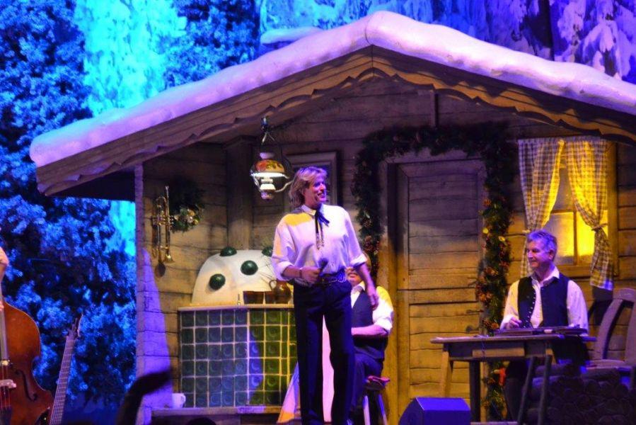 Weihnachten mit Hansi Hinterseer und dem Tiroler Echo