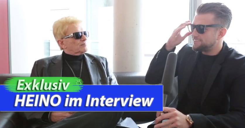 """HEINO im Interview: """"Mit diesem Erfolg habe ich nicht gerechnet"""""""