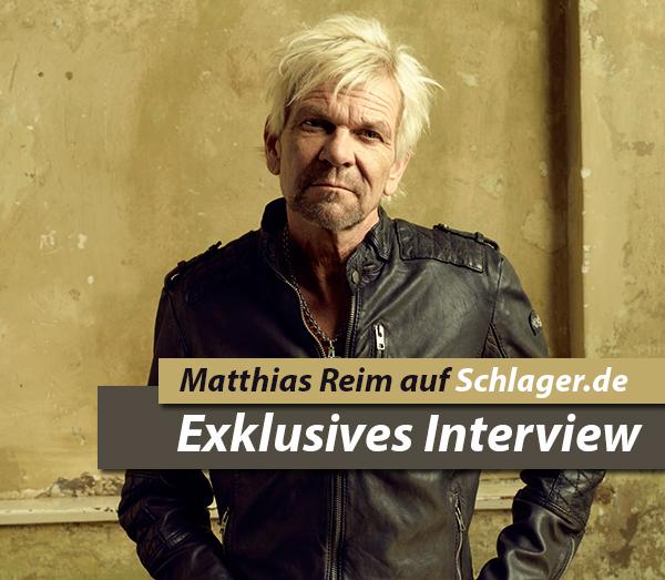 """Exklusiv auf Schlager.de! Matthias Reim: """"Ich stehe auf Ozzy Osbourne"""""""
