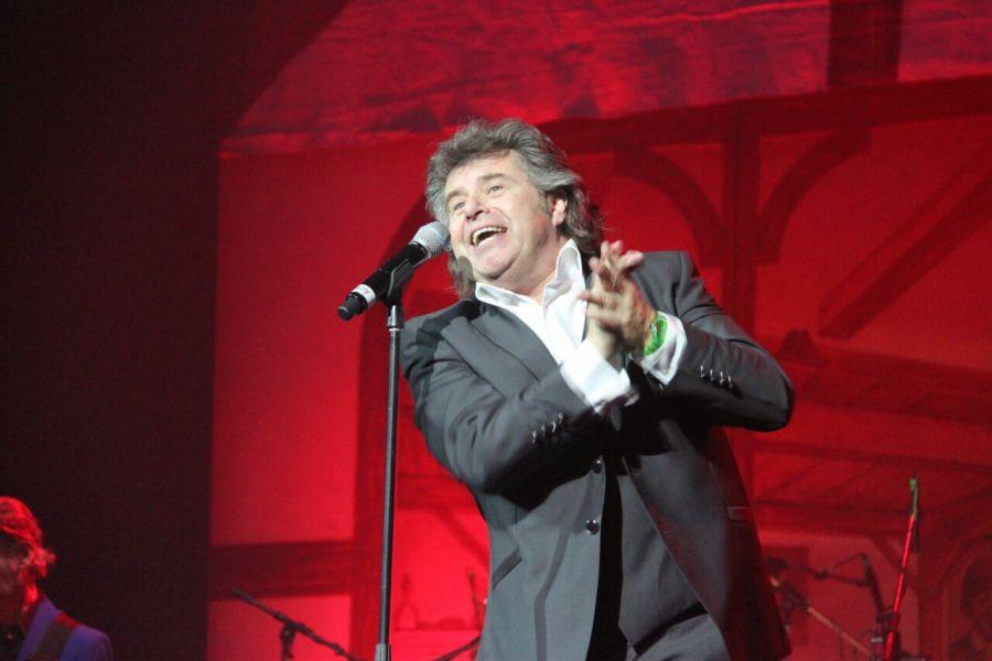 Andy Borg gibt Antworten zum Musikantenstadl in Oberwart