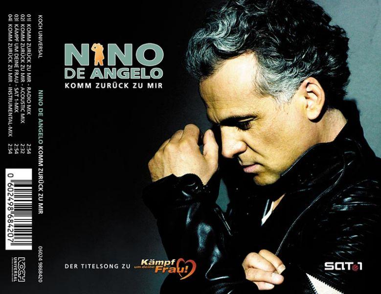 Höhen und Tiefen eines Nino de Angelo – reloaded