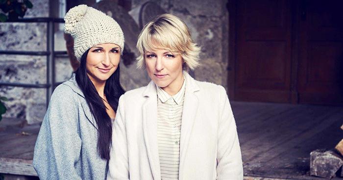 Anita & Alexandra Hofmann auf den Spuren von Lionel Richie