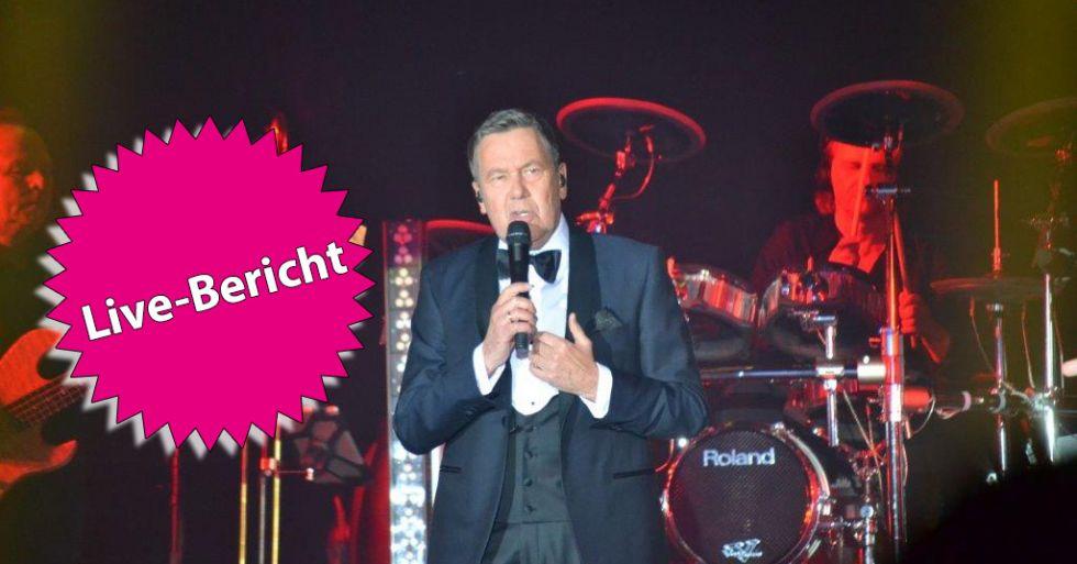 Seelenbahnen – Die Tournee 2015 mit Roland Kaiser & Band