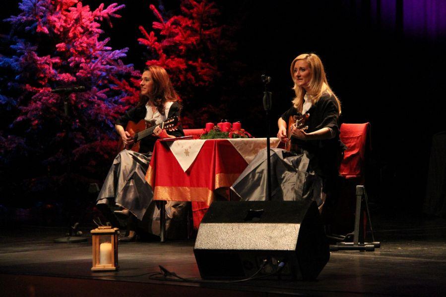 Sigrid & Marina und Semino Rossi begeistern beim Salzburger Alpenadvent!