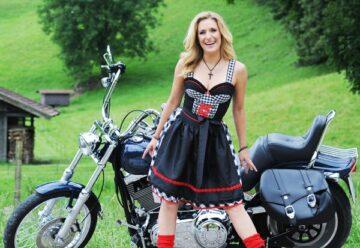 """Stefanie Hertel: """"Die 40 steht mir gut, finde ich"""""""