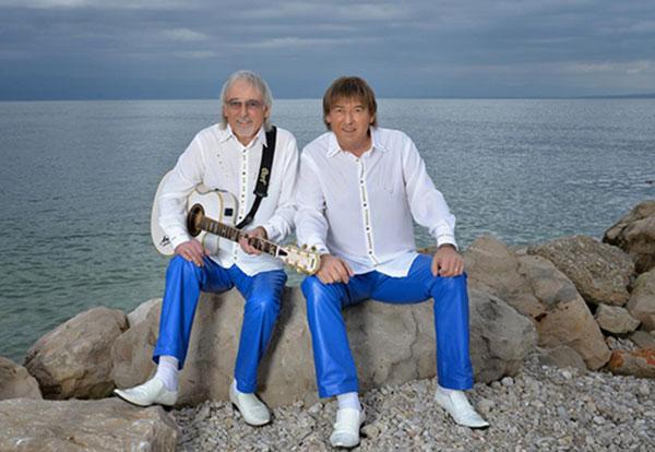 """Die Amigos – GOLD für """"Santiago Blue"""""""