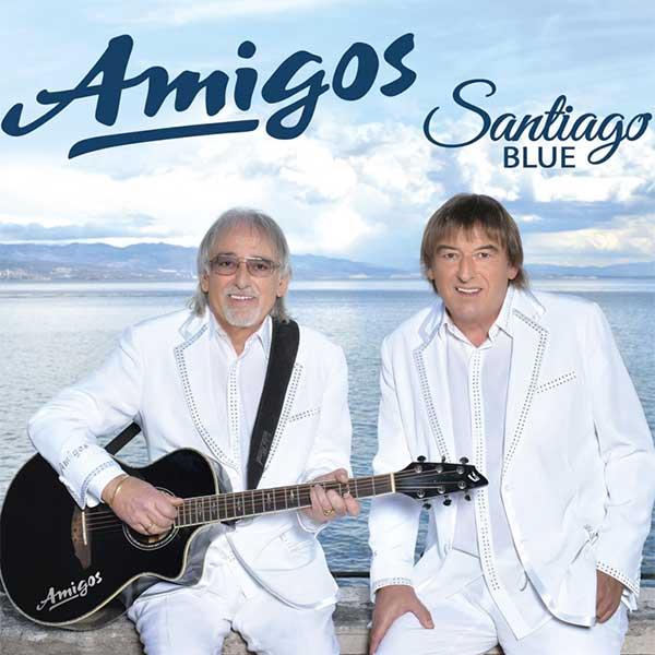 """Die Amigos präsentieren ihr neues Album """"Santiago Blue"""""""