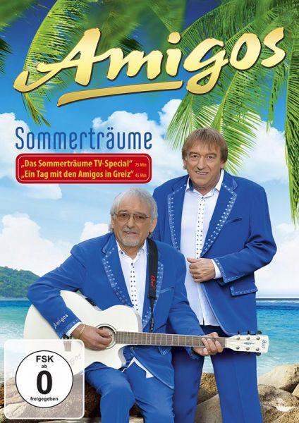"""Die Amigos senden """"Sommerträume"""" zur Winterzeit auf DVD"""