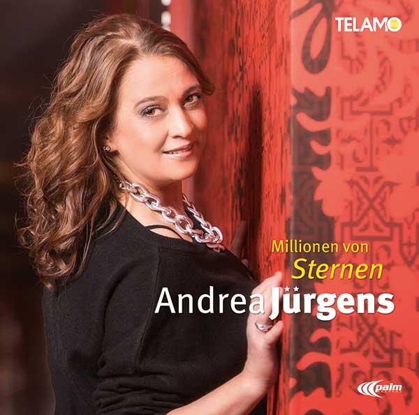 Andrea Jürgens mit Millionen von Sternen