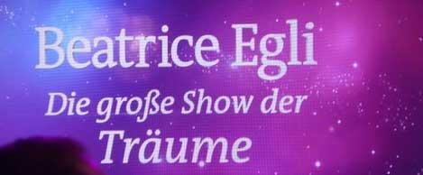 Countdown zur Egli-Show – mit Backstagevideo