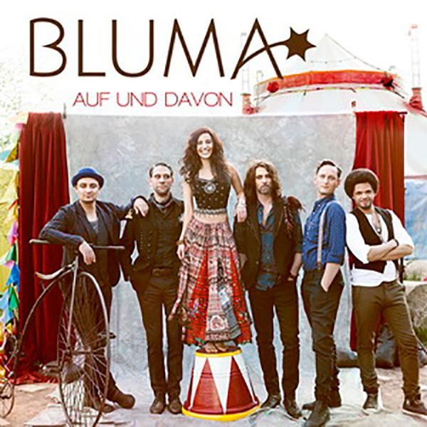 Auf und davon – die neue Single von BLUMA