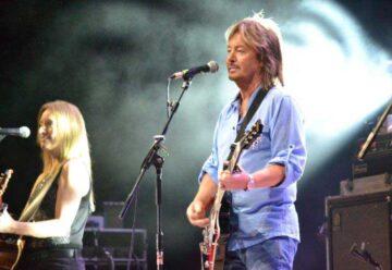 Chris Norman mit Band auf großer CROSSOVER-Tour