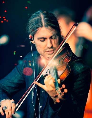 Ein Himmel voller Geigen auch für David Garrett?