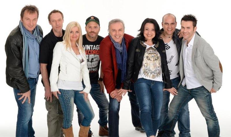 Die SEER feiern 20-jähriges Jubiläum mit CD & TV-Show