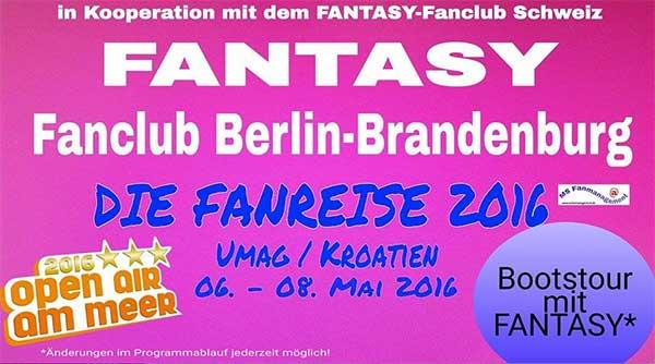 Die 1. Fantasy-Fanclubreise geht nach Kroatien