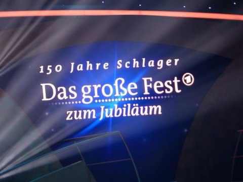 Florian Silbereisen feiert 150 Jahre deutschen Schlager
