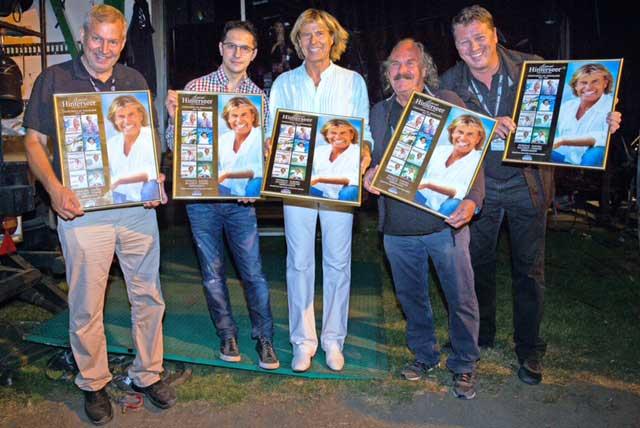 Awardverleihung: Dänemark feiert Hansi Hinterseer