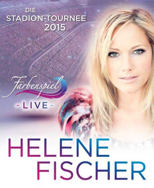 HELENE FISCHER  Zusatzkonzerte in Dresden und Wien und Warm-up-Hallen-Show in Düsseldorf