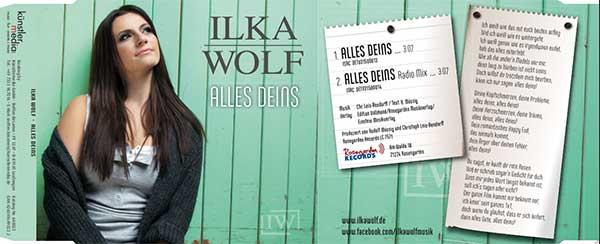´Alles deins´ – Ilka Wolf stellt ihre Single vor