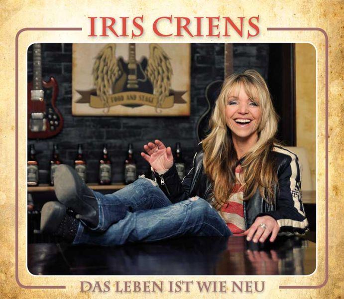 Das Leben ist wie neu – Iris Criens