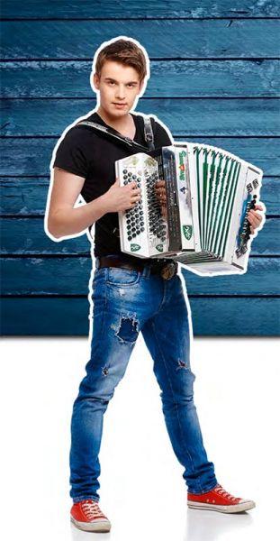 """Johannes Spanners Debütalbum ist eine """"Schoarfe Sach"""""""