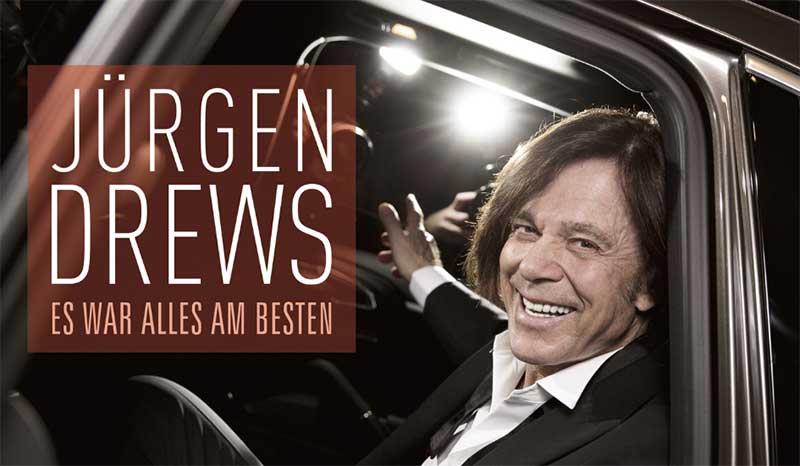 Jürgen Drews neues Album erscheint zur Feier seines 70.