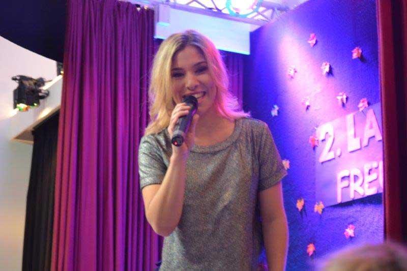 Laura Wilde feierte ihr 2. Freundesfest und Jubiläum