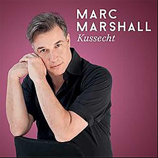 Kussecht: Marc Marschall macht Lippenbekenntnisse