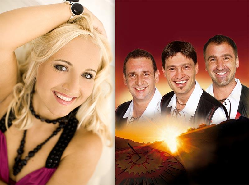 """""""Romeo""""- die neue Single von Marlena Martinelli und """"Hoch so hoch"""" von den Zillertaler Haderlumpen"""