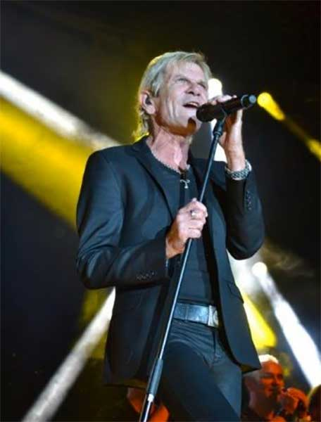 Verdammt ich lieb Dich – Matthias Reim live on stage