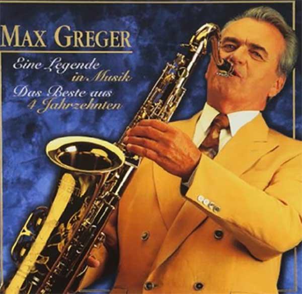 Max Greger – Eine Legende in Musik ist tot