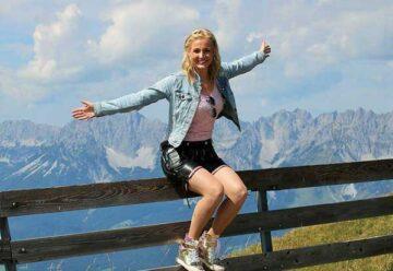 Melissa Naschenweng mit neuem Video