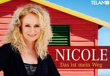 """Allererste Sahne von Nicole auf ihrem neuen Album """"Das ist mein Weg"""""""