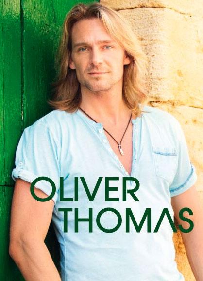 Oliver Thomas lädt ins Strandcafe ein
