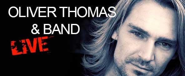 3000 Fans: Mega Open-Air mit Oliver Thomas & Band