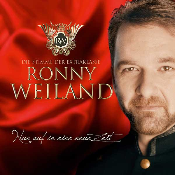 Nun auf in eine neue Zeit – das neue Album von Ronny Weiland