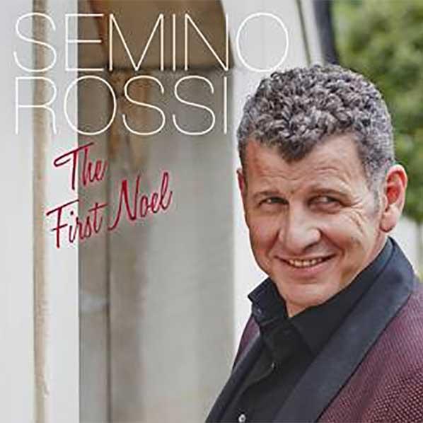 Semino Rossi stimmt winterlich ein: The First Noel