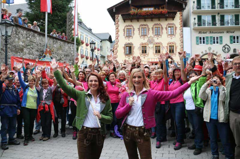 Wolfgangsee: Goldenes Herbstfest mit Sigrid & Marina