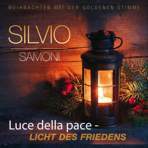 Silvio Samoni mit neuem Winter- und Weihnachtsalbum