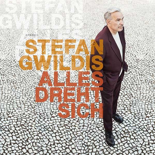 Alles dreht sich für Stefan Gwildis und kommt in Fluss