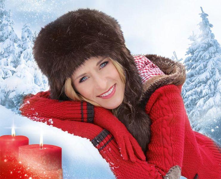 Stefanie Hertel weckt Dezembergefühle